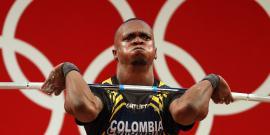 En una jornada de récords en las pesas, Santiago Rodallegas terminó quinto