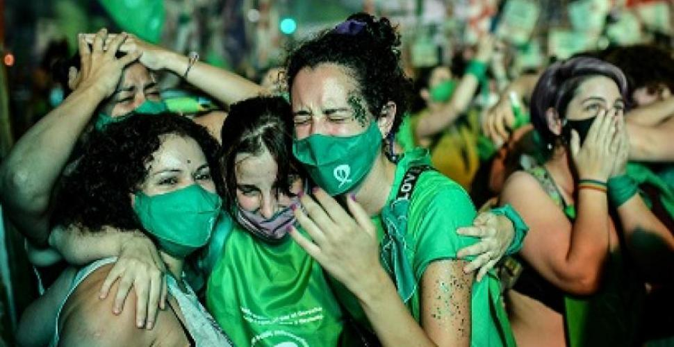 El aborto legal entra en vigor en Argentina