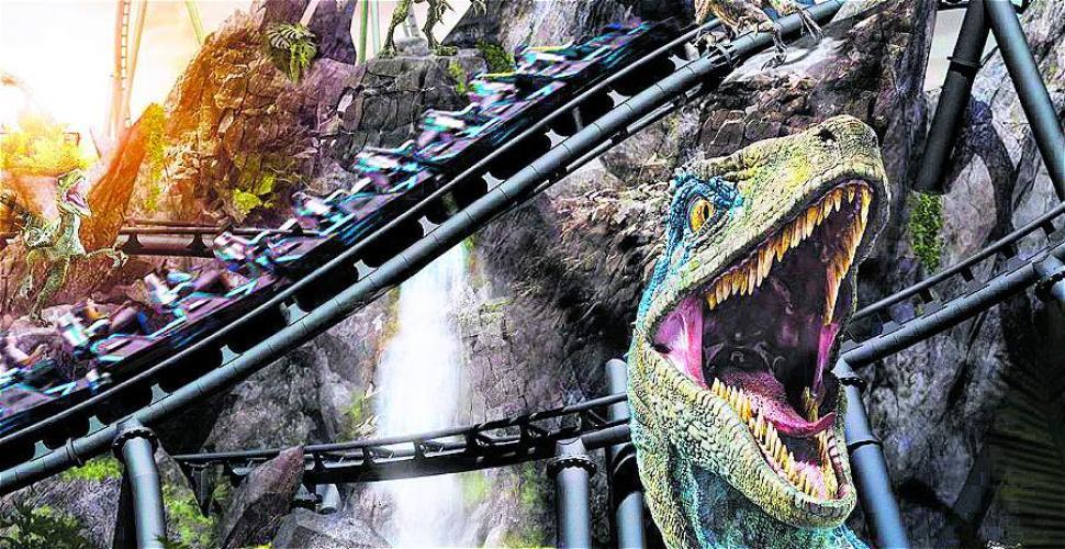 Nueva atracción de Jurassic World en Orlando para 2021