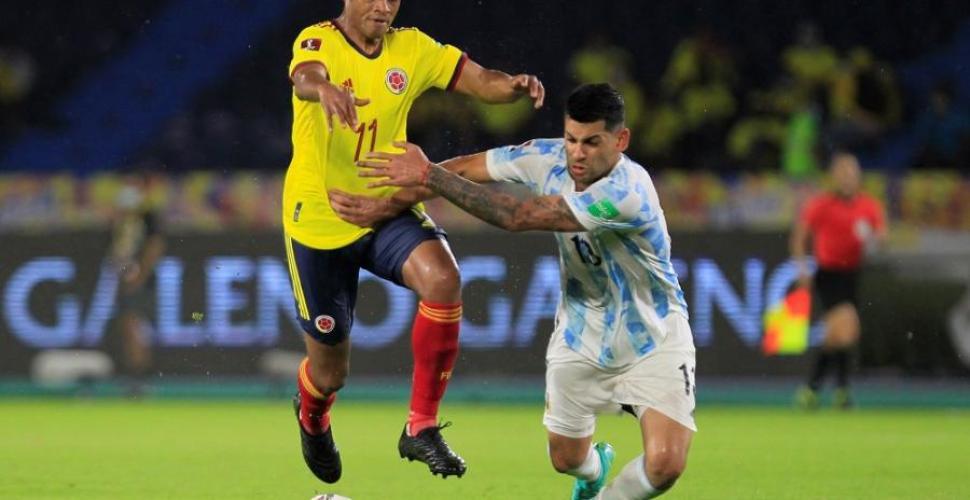 Colombia se encomienda a Cuadrado en la Copa América