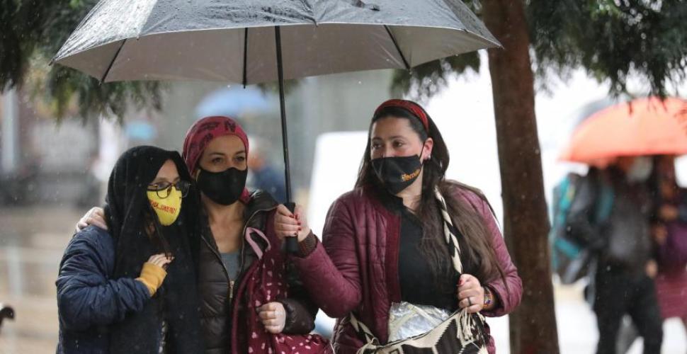 Lluvias aumentan el riesgo de enfermedades respiratorias
