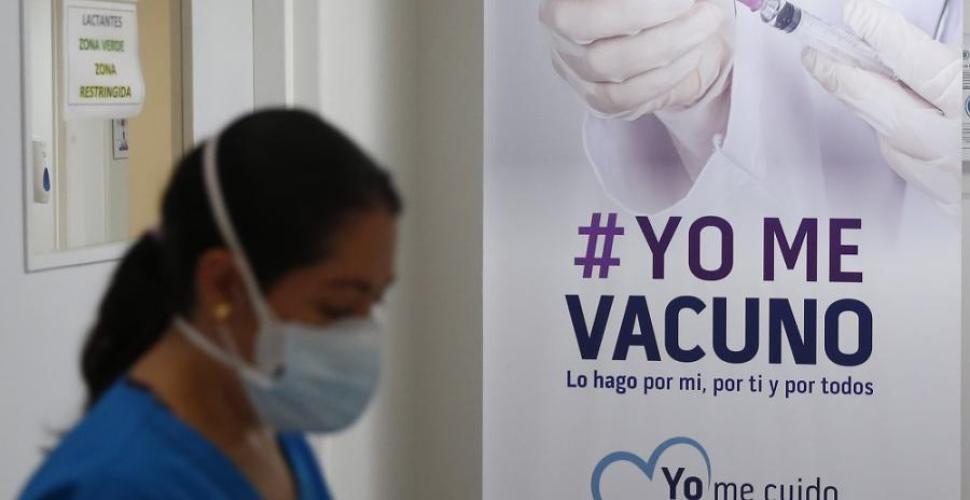 """OPS destaca """"preocupante"""" situación de covid-19 en Suramérica"""