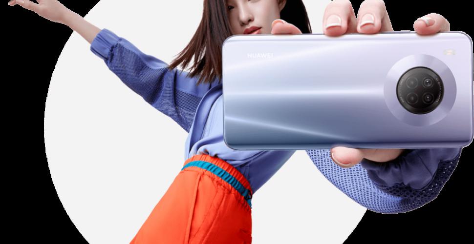 Conozca el Huawei Y9a y los nuevos 'wearables' de la marca