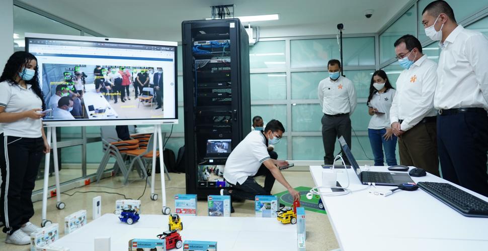 Medellín cuenta con el primer Laboratorio de Inteligencia Artificial en el país