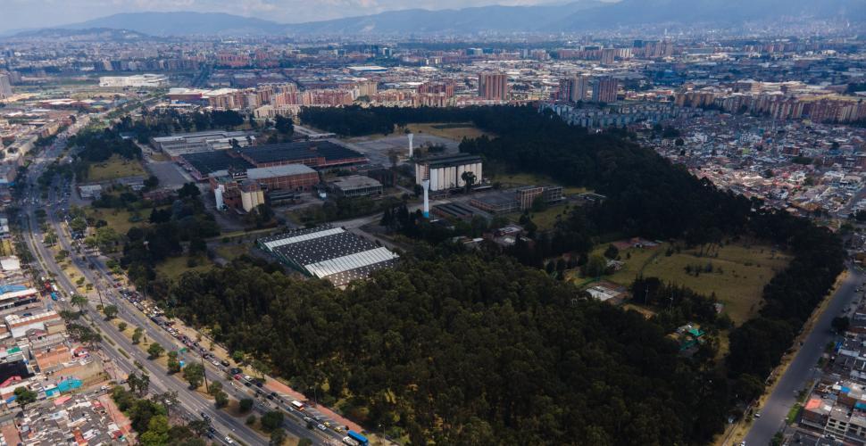 Novedades en el Plan parcial fábrica Bavaria