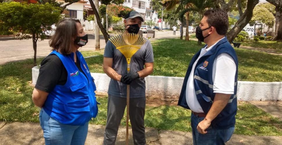 Proyecto Cali Ecocrea se lució en el concurso Prácticas del Hábitat Urbano y Vivienda