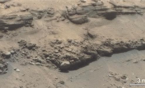 Confirman que el cráter Jezero sí fue un lago